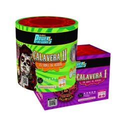 Calavera I en Calavera II