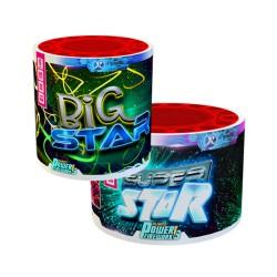 Super star en Big star