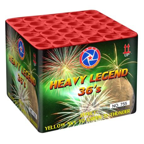 heavy legend no 36