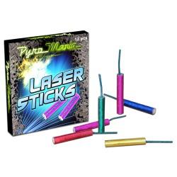 laser sticks