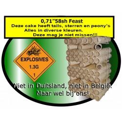 58 sh Feast (Wil wil wel)