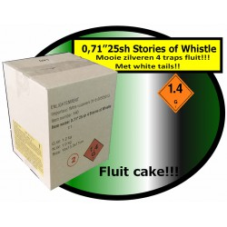 25 sh 4 Stories of Whistle (Vraatzucht)