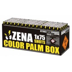 Zena color palm box